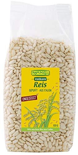 Rapunzel Vollkorn Reis gepufft, 100 g