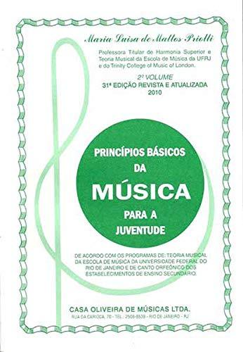 Princípios Básicos da Música Para a Juventude - Volume 2
