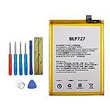 Vvsialeek Batería de repuesto BLP727 compatible con Oppo A9 2020 Oppo A11x CPH1937 CPH1939 CPH1941 con kit de herramientas gratuito
