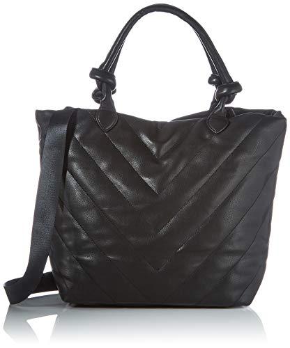Pieces Damen PCSONIA Daily Bag TP Umhängetasche, Black, ONE Size