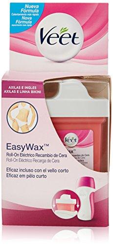 Veet - Easy Wax - Roll-on electrico recambio de cera - 50 ml
