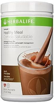 Herbalife F1 Herbalife Formula 1 Nutritional Shake Mix  750G  - Dutch Chocolate