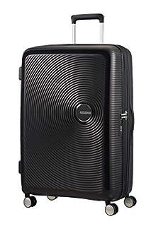 AMERICAN TOURISTER Soundbox - Spinner L Espandibile Bagaglio a Mano, Spinner L (77 cm - 110 L), Nero (Bass Black) (B06Y3FD2KQ) | Amazon price tracker / tracking, Amazon price history charts, Amazon price watches, Amazon price drop alerts