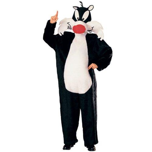 Déguisement Classique Grosminet Looney Tunes Adulte Taille Unique