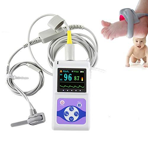 L&F Oxímetro CMS-60D / bebé recién Nacido Pediátrico Niño niño Prematuro