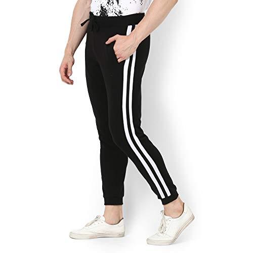 Alan Jones Clothing Men's Slim Fit Track pants