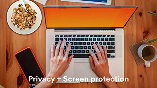 """3M Gold Privacy Filter for 14"""" Widescreen Laptop (GF140W9B)"""