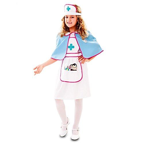 Fyasa fyasa720831-t00Baby–Disfraz de Enfermera para niña, pequeño