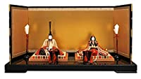 雛人形 幸一光 ひな人形 雛 木目込人形飾り 平飾り 親王飾り 白鳳 正絹 桐箱入 伝統的工芸品 受注生産 h033-koi-4020