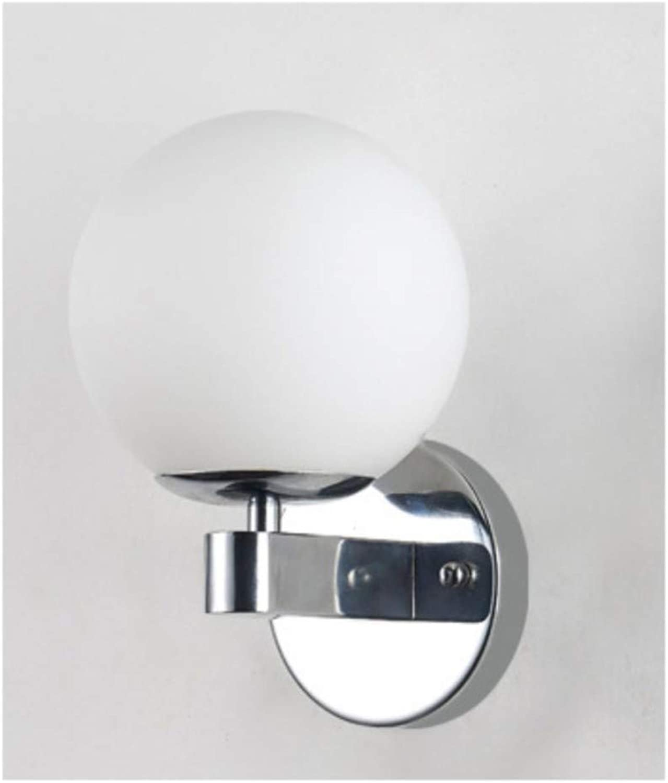 Acryl LED Innenwandleuchte LED Wandleuchte Beleuchtung Schlafzimmer Schlafzimmer Wandleuchte, Silber