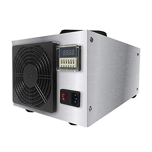 BOYZ Generador De Ozono Comercial, 50000 MG/H Industrial Ozon Purificador De Aire con Temporizador Pantalla LED para la desinfección del esterilizador