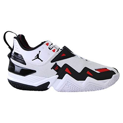 Nike Herren Jordan Westbrook One Take Basketballschuhe Weiß 43