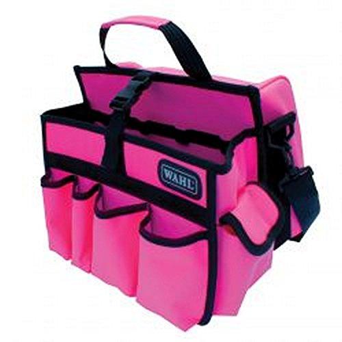 Wahl Werkzeugtasche für Friseur- und Pflegeutensilien, Hot Pink