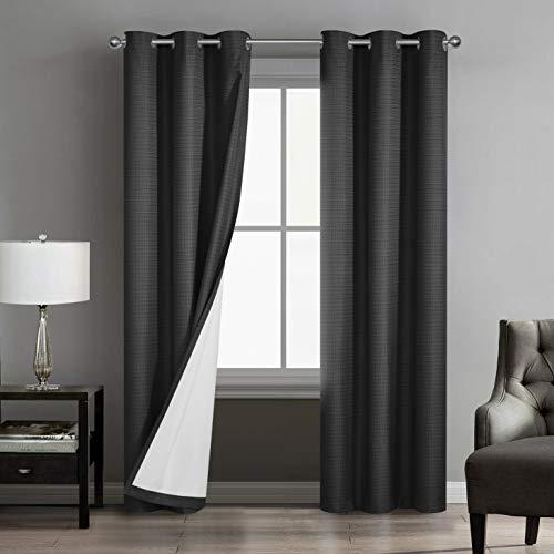 cortina negra fabricante Sunclipse