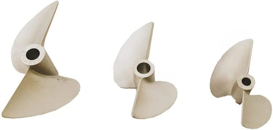 XIANYUNDIAN Stainless Alloy 2-Blades Propeller Popular brand in the world D34 for DIY free 44mm
