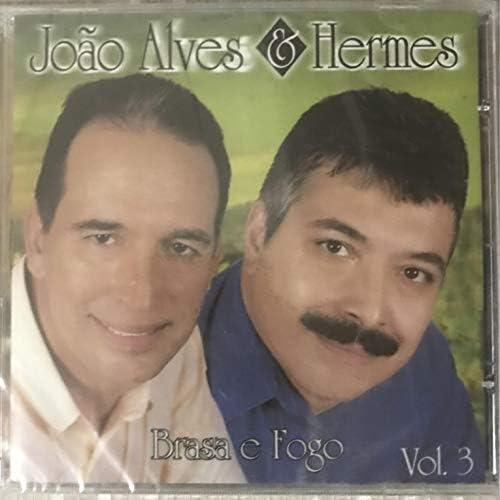 JOÃO ALVES E HERMES