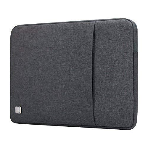 CAISON 13,3 Zoll Laptop Hülle Ultrabook Tasche für 2018 Neu 13 Zoll MacBook Air/Neu MacBook Pro 13 / Dell XPS 13 / HP Envy x360 13 Spectre 13/13,5