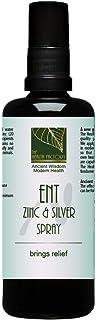 The Health Factory ENT Nano Zinc & Silver Nasal Spray