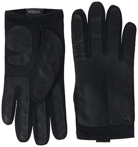 Roeckl Herren Sporty Casual Conductive Handschuhe, Schwarz (Black 000), 8.5
