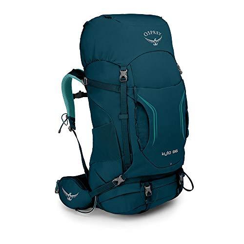 Osprey Kyte 66 Women's Hiking Pack - Icelake Green (WS/WM)