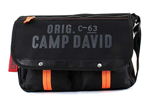 Camp David Rock Ridge Messenger Laptopfach 42 cm