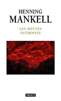 Les bottes suédoises par Henning Mankell