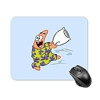 Spongebob Squarepants マウスパッド プレイマット 柔らかい 防水 防塵 デスクマット おしゃれ かわいい アニメ キャラクター グッズ - 18*22cm/20*25cm/25*30cm