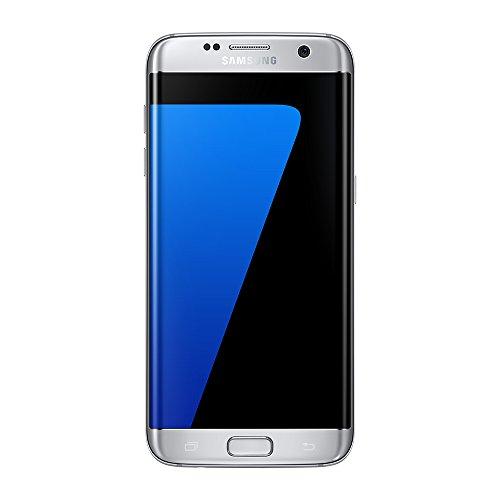 samsung G935F GALAXY S7 EDGE  Smartphone (32GB, 4GB RAM, Android 6.0) silber-titanium