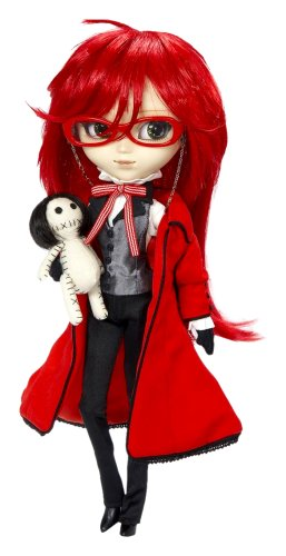 Pullip / Black Butler Grell (31 cm Fashion Doll)