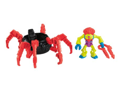 Fisher-Price – Imaginext – Space Chaos – Iron Crab – Véhicule + Figurine