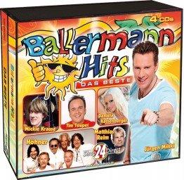 Ballermann Hits - Das Beste - 4 CD-Box aus TV und Radiowerbung