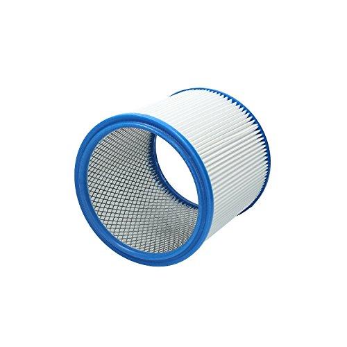 Wessper Filtro de cartucho para aspirador LIDL Parkside PNTS 1400 B2 (Para uso seco)