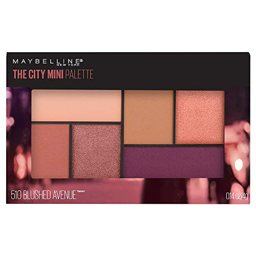 Blush Palette marca Maybelline New York