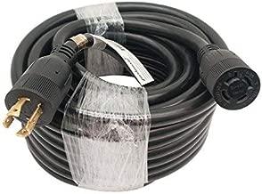 Parkworld 886573 Generator 20A 4-Prong NEMA L14-20 Extension Cord (50FT)