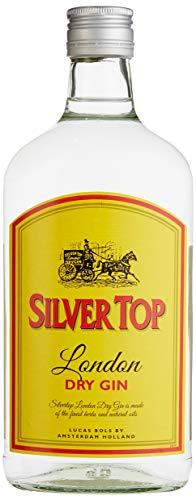 Bols Silver Top London Dry Gin (1 x 0.7 l)