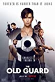 The Old Guard – Charlize Theron - Movie Wall Poster Print