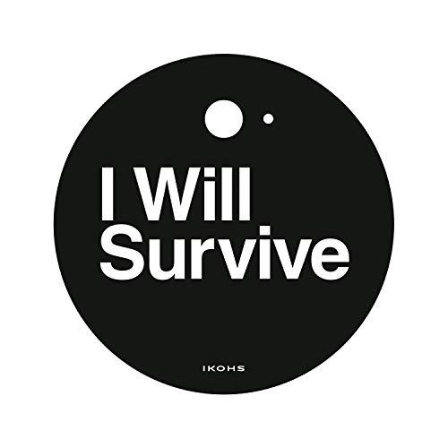 IKOHS Vinylaufkleber - Netbot S15 (I Will Survive)