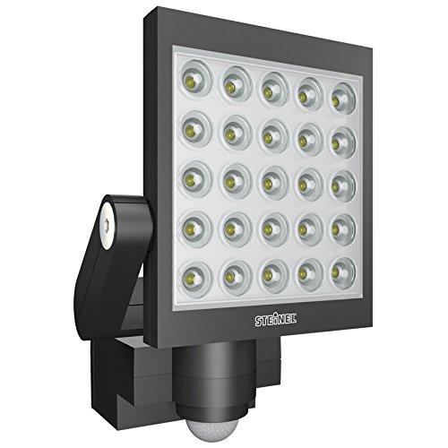Außenwandstrahler, XLED, 25 LEDs/230V/60W, STEINEL