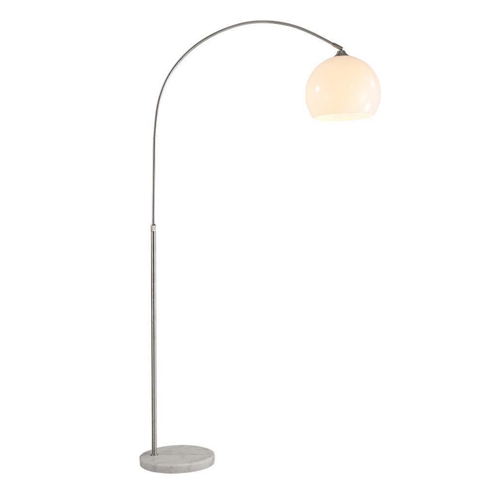 Lampadaire LED bureau ou dortoir arc design lampadaire avec /éclairage LED avec interrupteur /à pied pour dimmable salon chambre