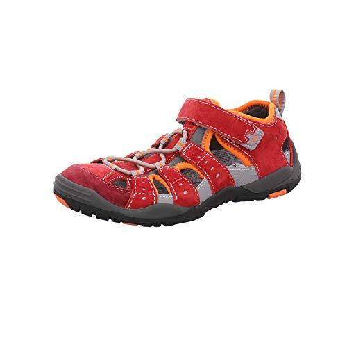 Vado   Till   Sandale - rot   dk. red, Farbe:rot, Größe:33