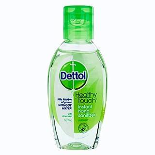 Dettol Instant Liquid Hand Sanitizer Refresh Anti-Bacterial, 50 milliliters (B0768J5LN7) | Amazon price tracker / tracking, Amazon price history charts, Amazon price watches, Amazon price drop alerts