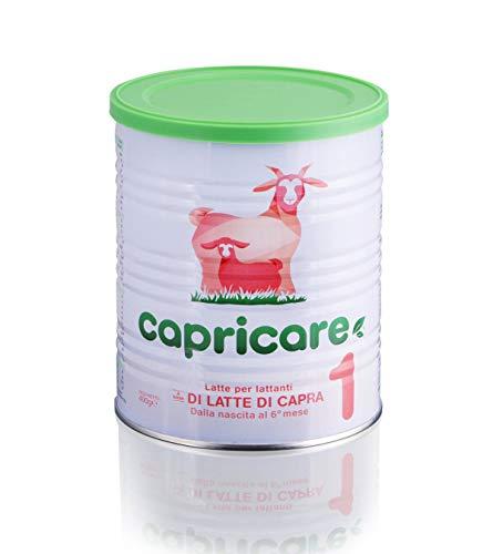 Capricare 1 - Latte di capra intero in Polvere 400 G