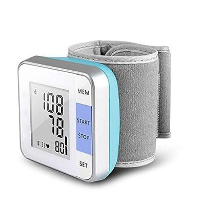 Wrist Blood Pressure Monitor YonRui Automatic B...