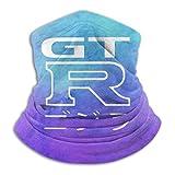 wanglinbin11 GTR Mask Hat Neck Schal, Wärmedämmung, Vielseitigkeit & Stil. Mikrofaserstruktur & komfortabel
