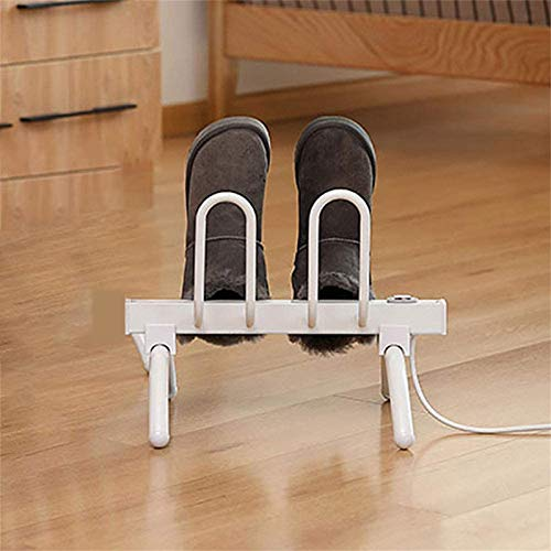TYXTYX Shoe Dryer,Foot Dryer,Boot Dryer Winter Household Essential for Family,Intelligent 45-55 Degree Thermostat Electric Shoe Dryer Portable Boot Drying Machine Shoe Drying Rack