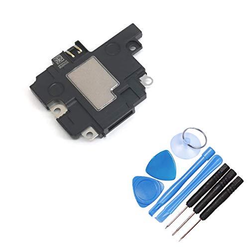 DE TECH DOCTOR vervangende interne luidspreker Ringer Buzzer Flex voor iPhone 5C 6 6 Plus 6S Plus 7 7 Plus 8 Plus X - Compleet met gereedschap - Professionele reparatiekit, XR