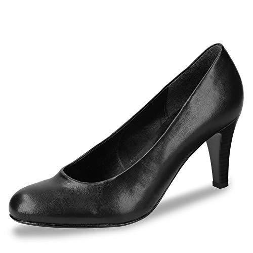Gabor Shoes Damen Basic Pumps, Schwarz (Schwarz 87), 40.5 EU
