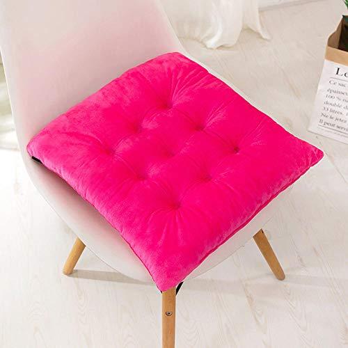 Felt Pads ,Home Winter Thickened Non-Slip Square Chair Cushion-D_45*45ccm
