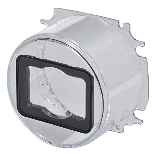 PANASONIC Clear Front Panel mit ClearSight-Beschichtung - passend für Indoor-Bullet-Kamera WV-S1550L