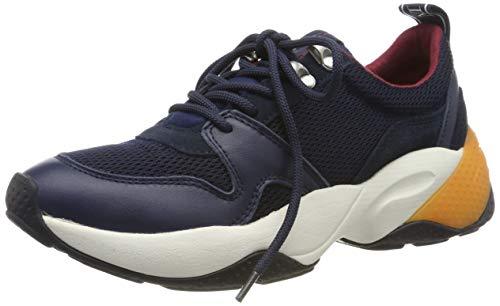Marc O'Polo Damen 90815233501610 Sneaker, Blau (Navy 890), 39 EU
